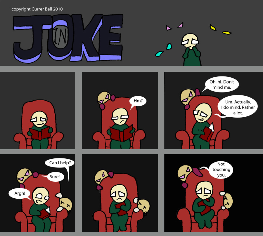 The In Joke 9: Discomfort