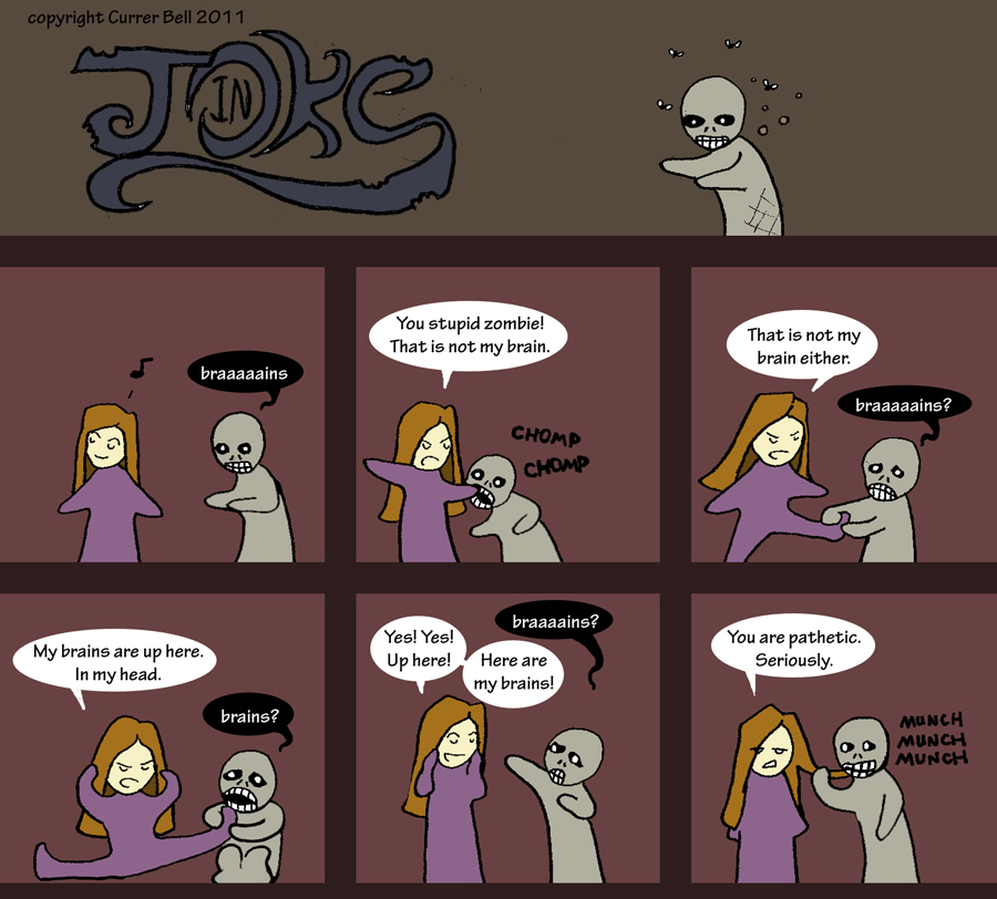 The In Joke 6: Zombie