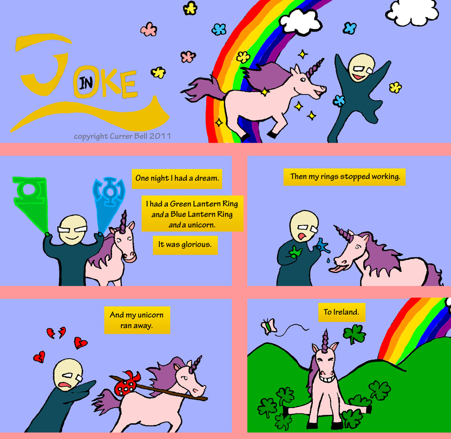 The In Joke 8: Magical Magic